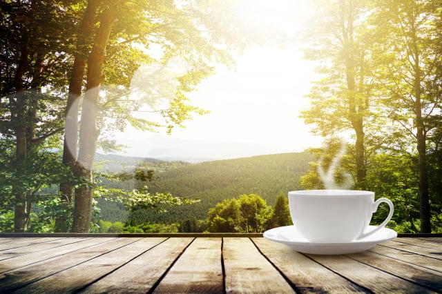 留意經常喝高溫飲料會增加罹患食道癌的風險,所以喝熱茶時還是盡量等茶稍涼時再飲用。(Fotolia)