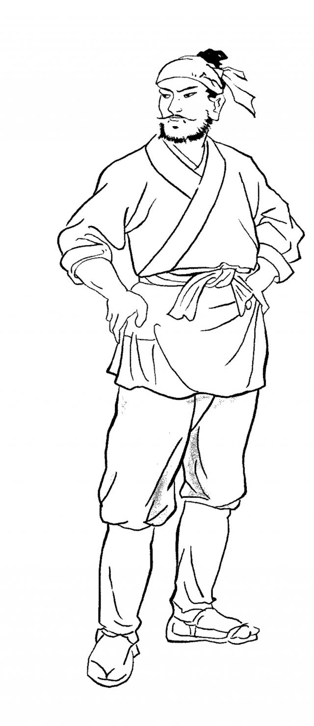 吳廣被立為張楚政權代理王。(新唐人電視台提供)