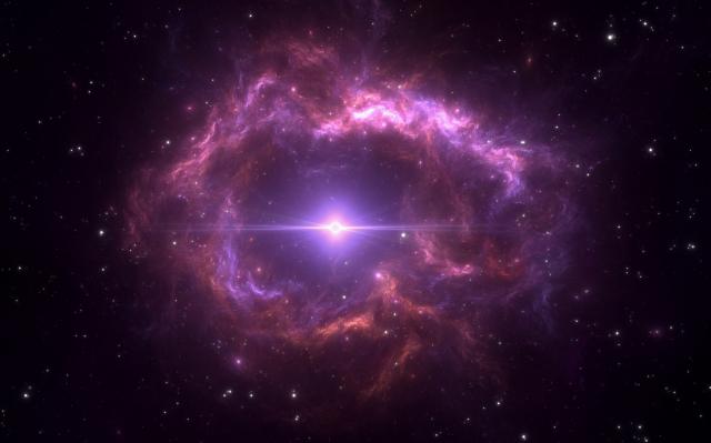 黑矮星爆炸。(ShutterStock)