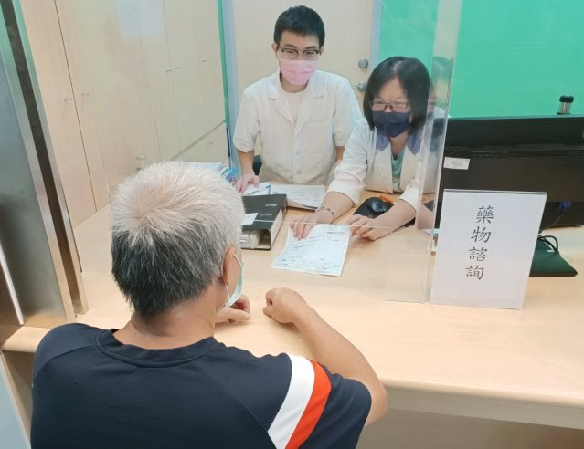 清楚用藥方法、時間,領藥後須按照醫師處方、藥師指示的用法及劑量服用。(台北榮總桃園分院提供)