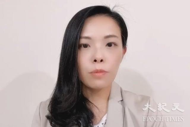 民眾黨團幹事長高虹安認為,今年受疫情影響,根本沒有慣例可言,若要拖延開議日期,應有確切理由。(記者袁世鋼/翻攝)