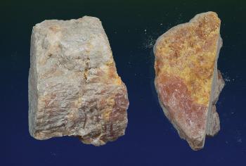 砒霜的原藥材——信石 常被誤認為硃砂