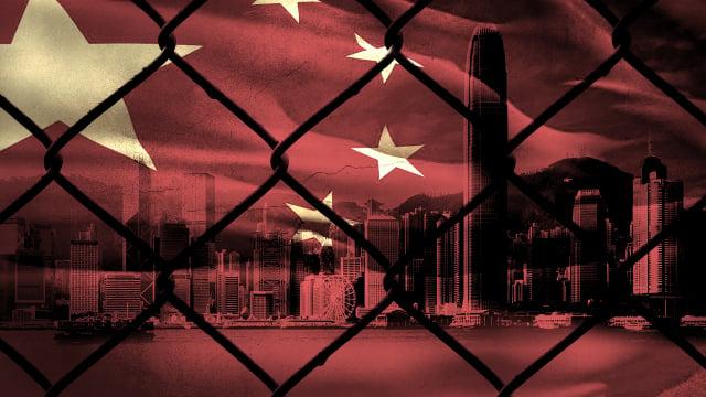 臺灣基進黨主席陳奕齊23日表示,中共、港府有布局、有計畫緊縮且回收民主社會應有的配備,香港完全落入中共掌控之中。(大紀元資料室)