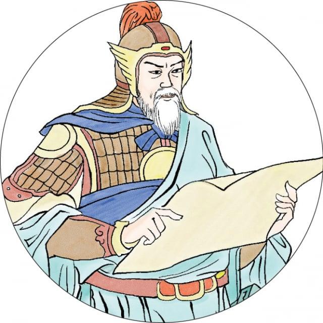 少府章邯,建議秦二世赦免驪山刑徒,編成軍隊以對抗陳勝軍。(新唐人《笑談風雲》提供)