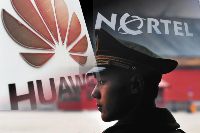 加拿大電訊巨頭的北電(Nortel)2009年申請破產保護,其背後是中共網軍潛伏及華為崛起的國家級操作。(Getty Images)