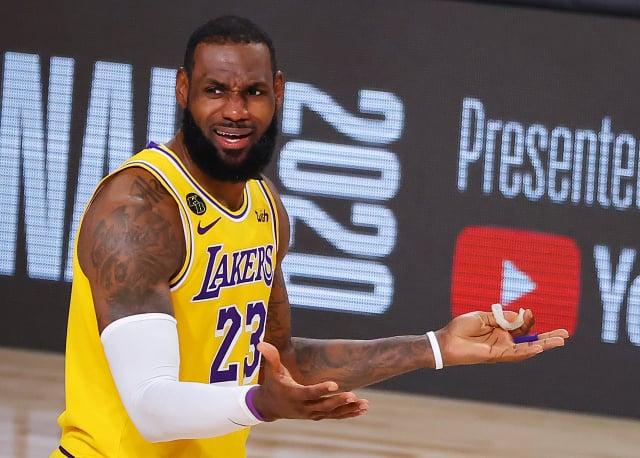 圖為NBA比賽現場。(Kevin C. Cox/Getty Images)