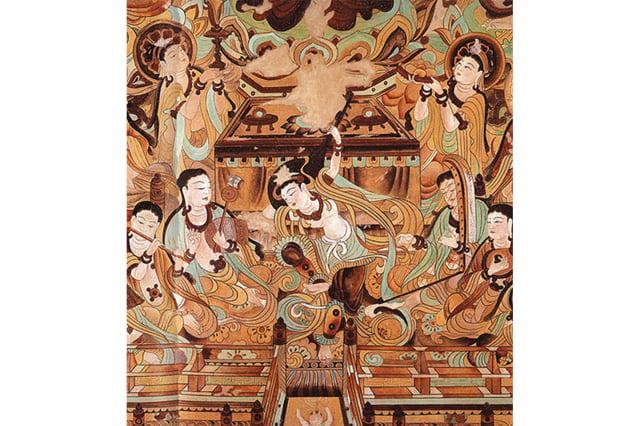 藝術是人類文明的智慧結晶,追溯歷史,藝術的起源往往與信仰有關。( 維基百科)