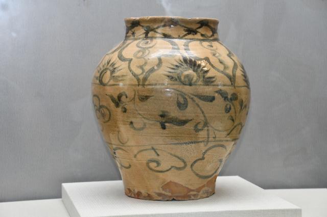 展出文物,來源:中國雲南。