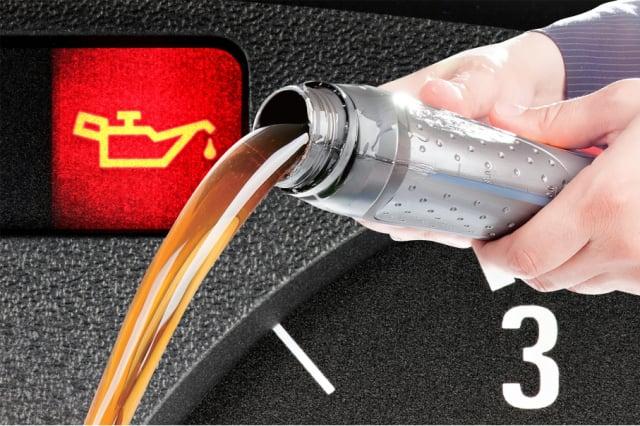 過於頻繁的更換機油會使你浪費金錢和時間,並造成更多的廢油汙染,根據你的駕駛習慣和汽車的具體行駛條件,有4個主要的推薦換油間隔。(123RF)