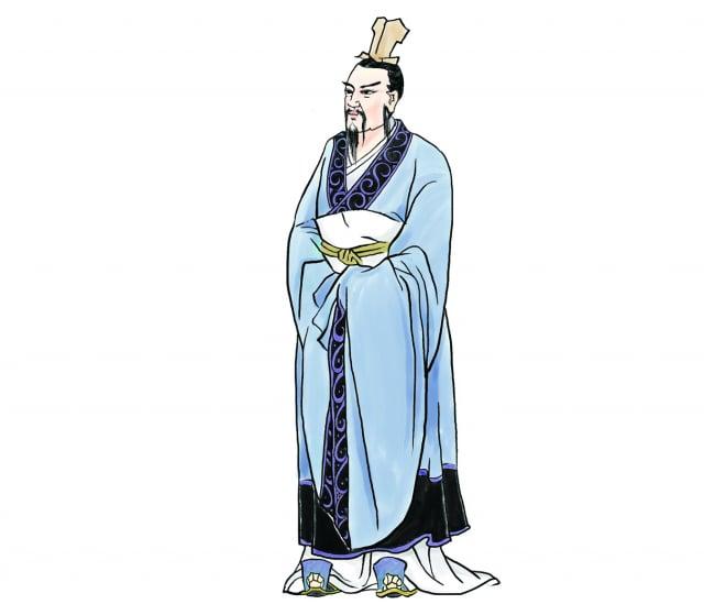 漢高祖劉邦是中國歷史上第一個平民皇帝。(新唐人電視台)