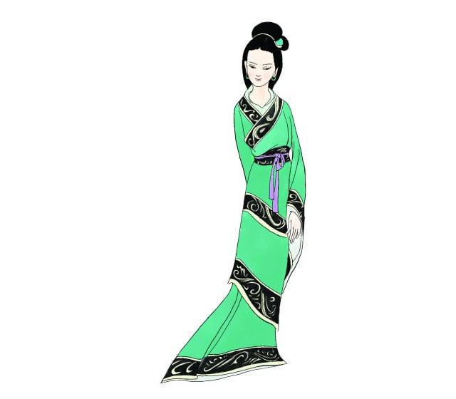 呂雉嫁給了比自己大20多歲的劉邦。(新唐人電視台)