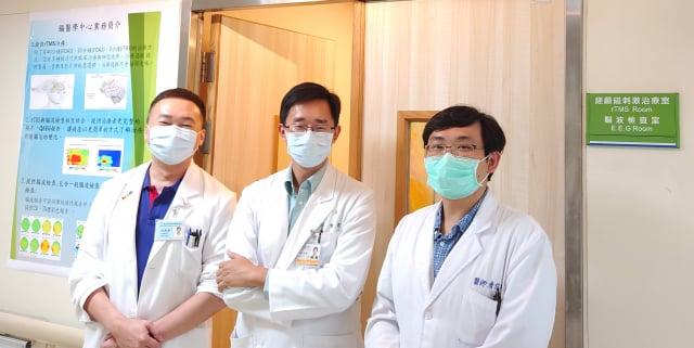 桃園療養院近期新成立的腦醫學中心,陸續引進各種智慧醫療器材。(桃園療養院提供)