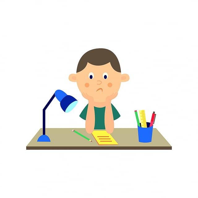 我總是無法準時完成作業。(123RF)