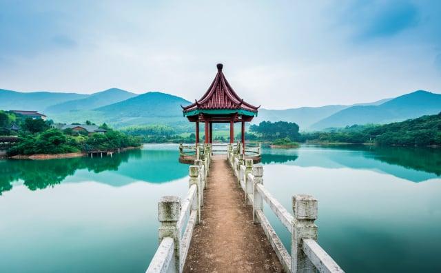 劉邦的家鄉沛縣如今是中國江蘇省徐州市轄下的一個縣,因古有「沛澤」而得名。(Shutterstock)