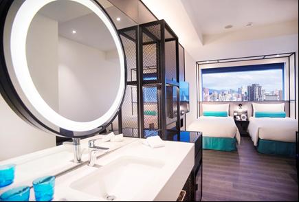 凱達大飯店「3」週年,推出每週「3」住房快閃活動優惠每晚只要1,333元起。