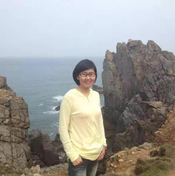 中國著名人權律師王宇。(推特圖片)