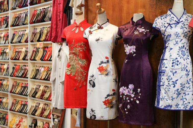 脫胎於中國傳統文化之底蘊,讓旗袍別具東方韻味。(Shutterstock)