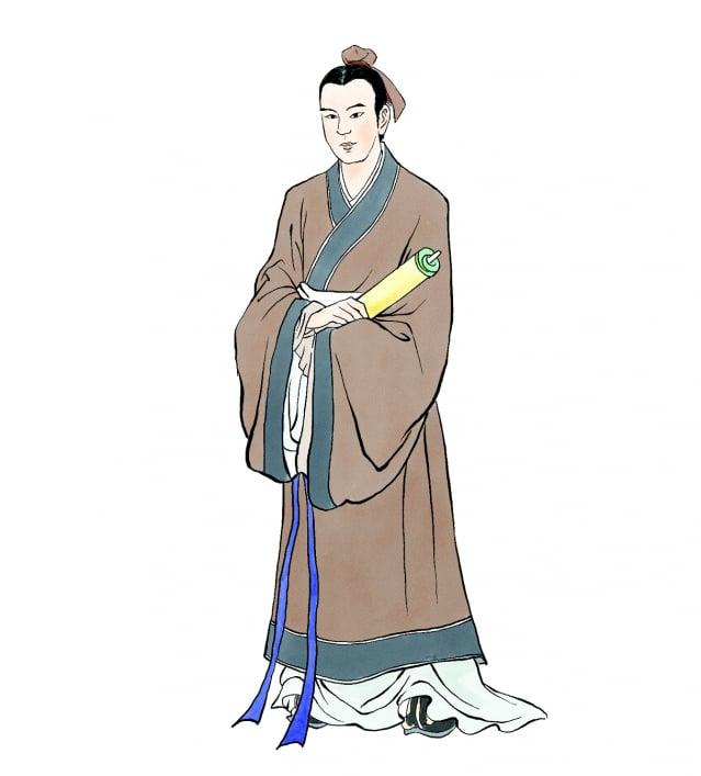 張良曾暗殺秦始皇失敗, 後成為漢高祖劉邦的謀臣。(新唐人電視台)
