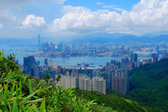 陸委會16日表示,修正《港澳條例》31條是選項之一,但從未有「將修法刪除港資等同外資」的規劃。圖為香港市容。(Pixabay)