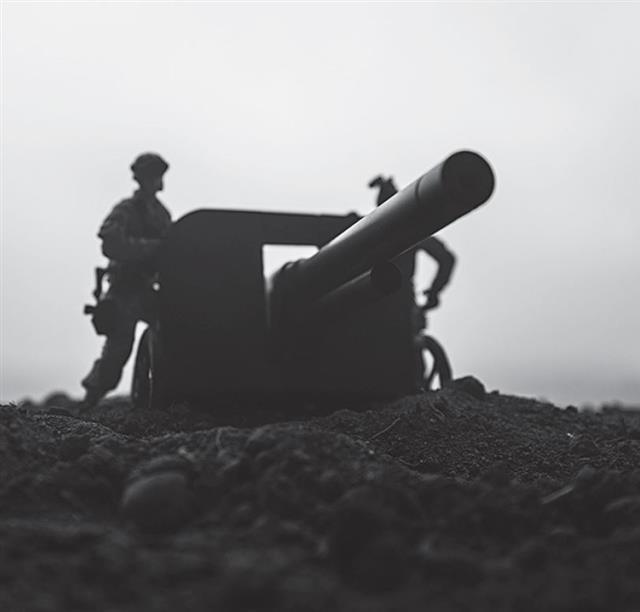 長達14年之艱苦卓絕的偉大衛國戰爭,終於成為我民族歷史和世界歷史上的驕傲!(123RF)
