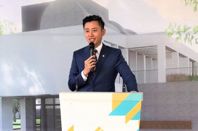 新竹市長林智堅26日表示,由於資安問題有些疑慮,新竹市政府決定暫緩試辦數位身分證。圖為資料照。(記者林倩玉/攝影)