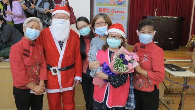 桃園醫院康乃馨姊妹會舉辦15週年慶祝活動。(桃園醫院提供)