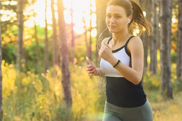 藉由運動,來增加基礎代謝率,基礎代謝率越高,越容易瘦。(World Gym Blog提供)