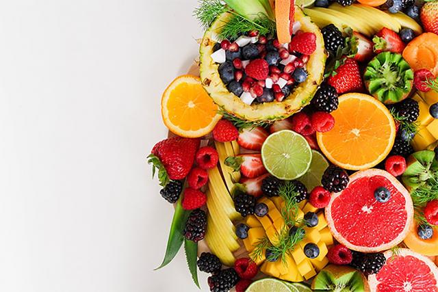 臺灣水果又大又甜,如果取代正餐,反而會攝取過多糖分。(World Gym Blog提供)