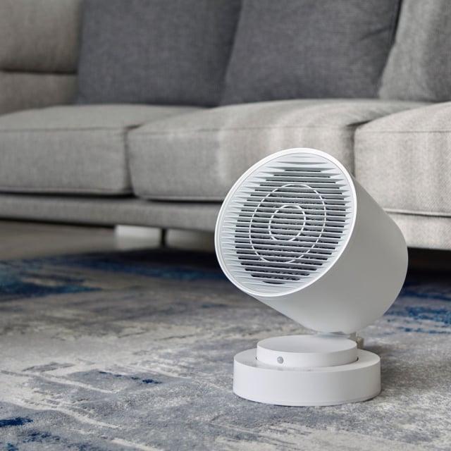 智能感知陶瓷電暖扇。(Pinkoi提供)