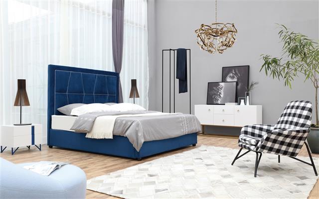臥房裡,每個傢俱都有自己的性格和脾氣(伊勢丹提供)