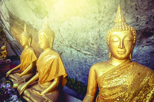 印證了古代高僧修煉人具有不同凡響的超能力。(Shutterstock)