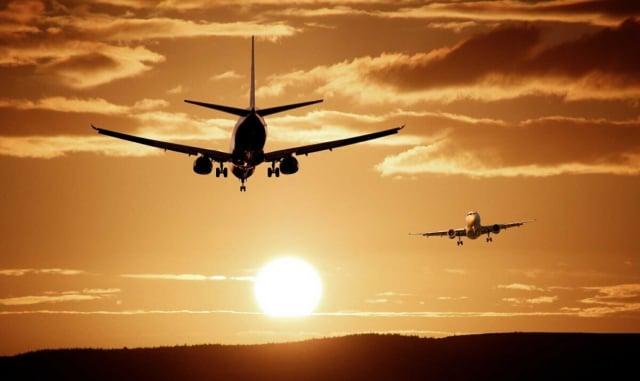 回顧2020年的航空業,是飽受衝擊的一年。圖為示意圖。(Pixabay)