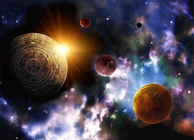 預言並非虛無飄渺。那是天機隱現,啟示眾生。千百年來,人類一直在等待,等待希望。(Fotolia)