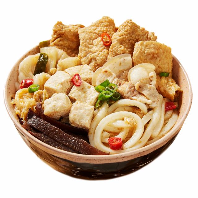 嘉義知名的林聰明沙鍋菜。(業者提供)