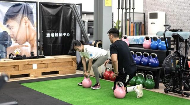 前往運動的民眾多一份安心,持續運動提高免疫力。