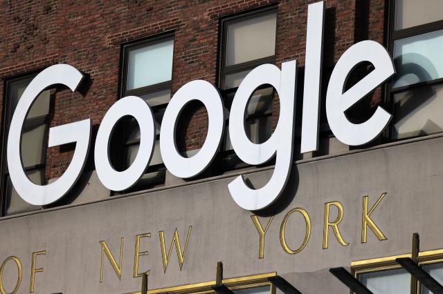 谷歌與法國達成協議付費給法國媒體,路透社也證實與谷歌簽約,谷歌必須付費給路透社。(Michael M. Santiago/Getty Images)