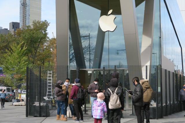 美國蘋果公司(Apple)正在擴大中國境外的產線,不斷提高印度、東南亞國家在iPhone、iPad、Mac等蘋果產品的產能。(中央社)