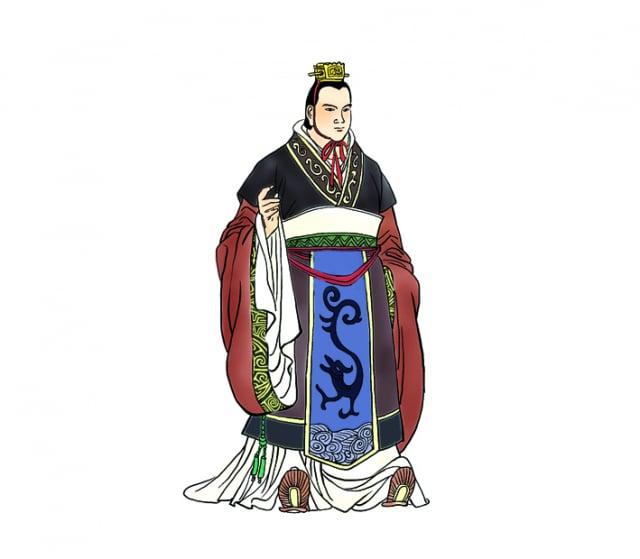 秦王子嬰。(新唐人電視台)