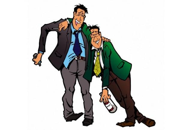工作打拚,應酬多又患有高血壓。過去因酒量不錯從沒喝醉過,每每醒來又是一條好漢。直到年初突然感到右側肢體無力,連吃飯、講話都嚴重受影響,經過腦部斷層檢查後,確定罹患梗塞性腦中風。(123RF)