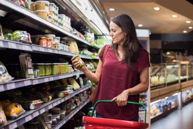 全球疫情改變了我們的飲食方式,其實就連我們吃的食物也發生了改變。(Shutterstock)