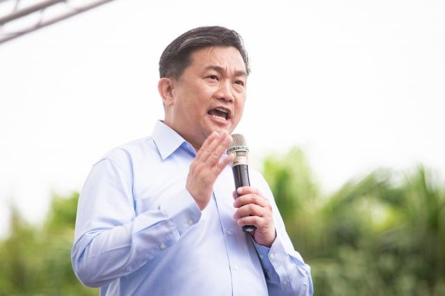 民進黨立委王定宇7日表示,雖然臺灣在經濟與區域安全上,都被國際需要,但在保護臺灣上,「還是要靠我們自己來努力」。圖為資料照。(記者陳柏州/攝影)