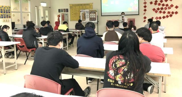 青少年健康學園,舉辦「新春廉心誠長聯歡活動」,該活動提供青少年正確的誠信及廉潔觀念。