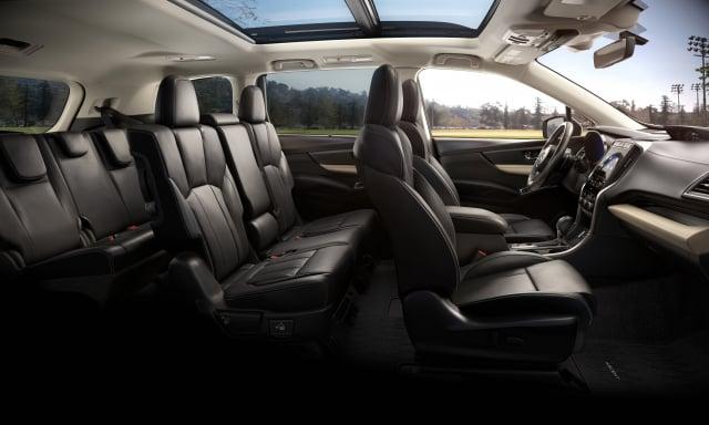 2021年款Subaru Ascent。(Subaru圖片)