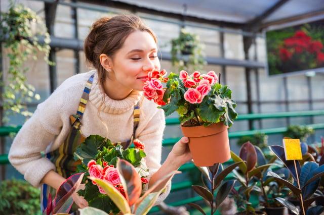 從事園藝能舒壓,陶冶心情,還有許多意想不到的好處。(Shutterstock)