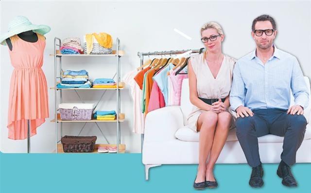 在不減少現有物品數量的情況下,舒適地過生活,同時以最小限度的努力來維護整理好的房間。(Fotolia)