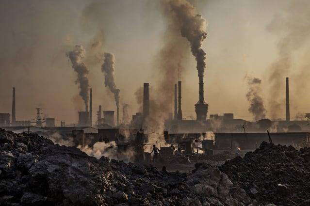 因癌死亡率陸全球居冠 維權人士:汙染是禍首
