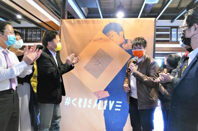 臺中文學館將於3月2日至3月31日舉辦「邱郁淨 #krisalive 個人攝影展」,開幕式當天參與貴賓為「人生就是不斷攝掠新的視角」主視覺揭幕。