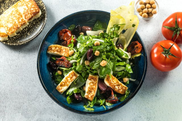 地中海飲食已連續4年蟬連全球最佳飲食法的冠軍。(Toasteria Cafe提供)