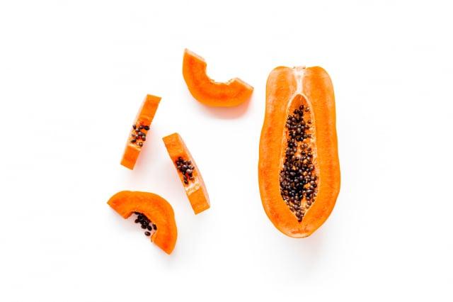木瓜。(123RF)