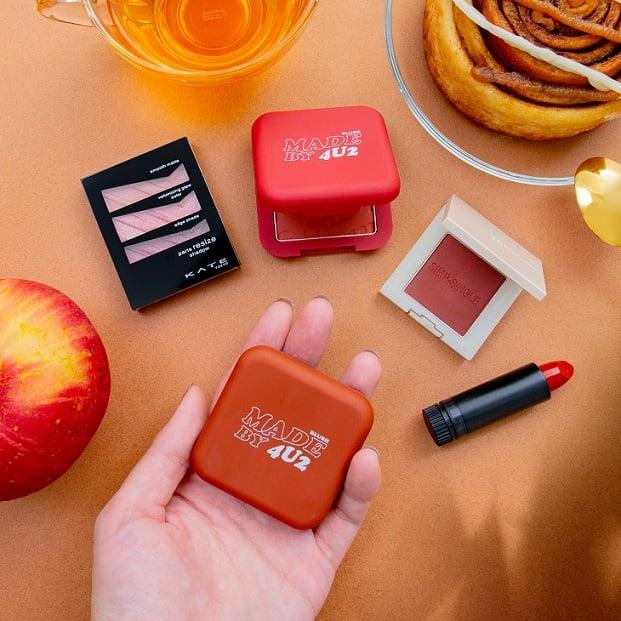 帶有紅色調的「肉桂蘋果」色。(屈臣氏提供)